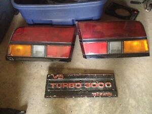 complete part out of a 1988 / 1986 300zx turbo 2+2 automatic London Ontario image 2