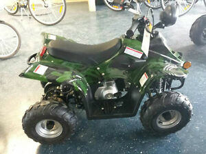 CHILD's atv 110cc IN THE BOX SALE