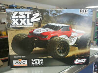 1/8 LST XXL-2 4WD Gas Monster Truck RTR with AVC
