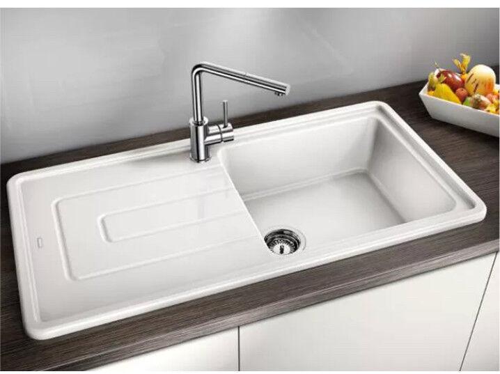 Blanco Ceramic Sink XL - Monroe NEW & BOXED