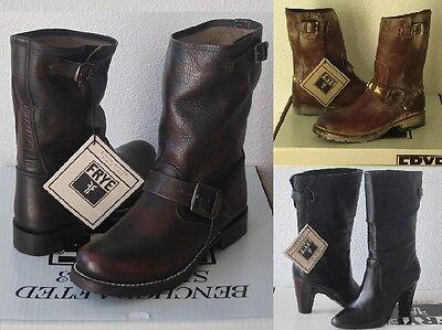 Rogan Engineer (FRYE Boots-Veronica Shortie,Vera Short,Bethany Cuff Shortie, Rogan Engineer,etc)