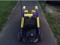 49cc yerf buggy (not quadzilla / yz / ktm / kx / rm) kids buggy