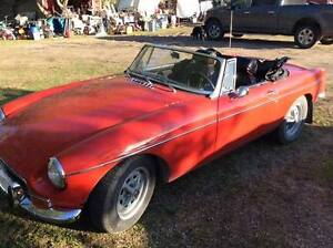 1970 MG car for sale