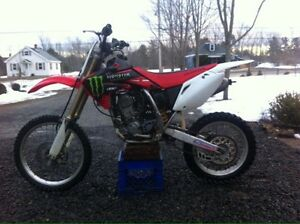 2007 crf150rb