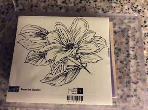 """NEW Stampin' Up """"From the Garden"""" Stamp Set"""