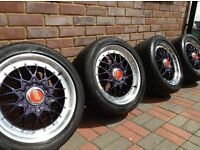 BBS RC Alloy Wheels - Genuine