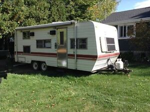 1985 Prowler Camper great reno project
