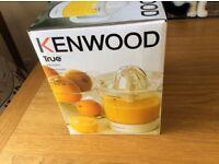Kenwood True Citrus Press