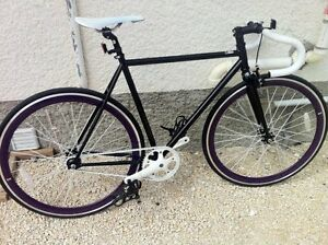 Pls Help. STOLEN: State bicycle fixie. Reward will be given