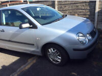 Quick sale ! Volkswagen Polo 1.2 petrol - only 50k !! New MOT