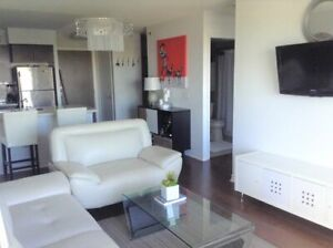 Stunning one bedroom with private bath - short term rent