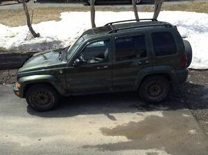 2007 Jeep Liberty Sport SUV, Crossover