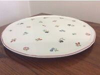 Villeroy and Boch cake stand - unused