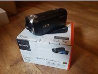 Sony Handycam CX240E