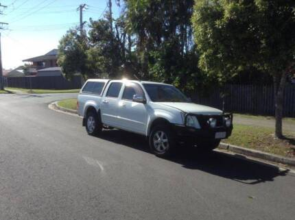 2007 Holden Rodeo Lt Crew Cab P/up Nambour Maroochydore Area Preview