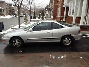 2000 Acura Integra Special Edition Coupe (2 door)