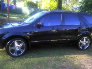 Ford territory ghia turbo 2006 Kurri Kurri Cessnock Area Preview