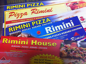takeaway pizza , kebabs, burgers and sfc for sale in hazel grove