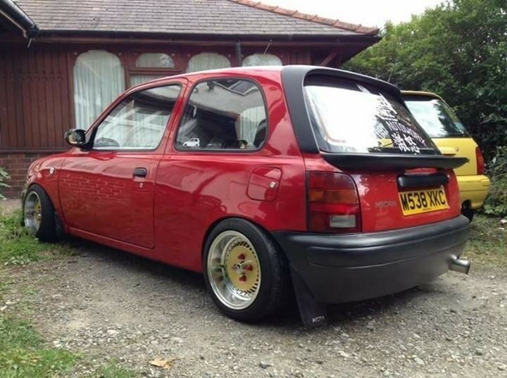 nissan k11 micra parts performance modified. Black Bedroom Furniture Sets. Home Design Ideas