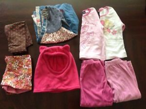 Girls bundles size 4-5 years old