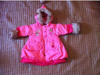 Pretty Girls Coat ~ Age 12 Months