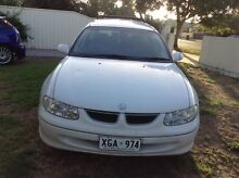 VT 1998 Commodore Acclaim Series II Station Wagon Underdale West Torrens Area Preview