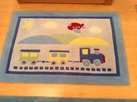 Child's / Nursery Rug (Jo Jo Maman Bebe I think)