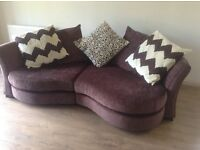 DFS Sofa - Immaculate Condition