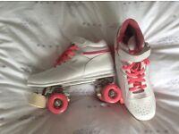 Ladies / Girls Roller Skates Size 5 worn twice