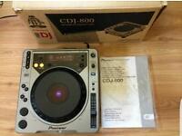 CDJ 800 mk1