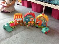 happyland playset