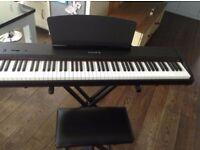 Digital Piano Chase p50 (black)