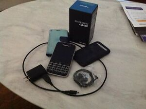 Blackberry Classic - Just over a year old