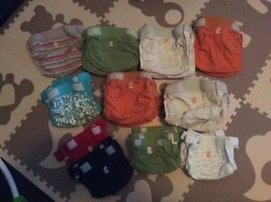 gDiapers - cloth diapers