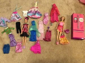 Barbie doll lot!