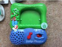 Leap frog alphabet phonics game