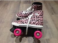 Rio Roller Boots AND Bag
