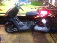 Italjet Dragster 50cc, only 7000 miles, S Reg, Excellent Runner, Tested,