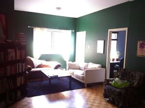 $1100 - 2BR Apartment - Plateau/Mile End (Parc + Villeneuve)
