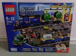 LEGO CITY CARGO TRAIN 60052 Woodvale Joondalup Area Preview
