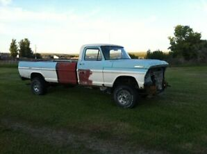 1967 ford project truck