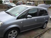 Vauxhall Meriva 2005 5 door 5 seater *PRICE DROP very spacious great first/family car Good condition