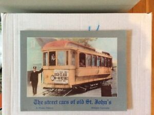 the     street  cars off   st   johns