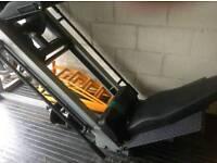 Body Solid Leg Press/Hack Squat Machine with 2x50kg plates