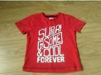 2-3 T shirt