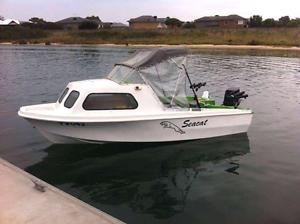 Mustang half cab 50 evinrude the NEED GORN Today Dandenong Greater Dandenong Preview