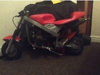 Midi moto spares/repairs easy fix