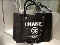 Lovely Canvas Chanel Bag