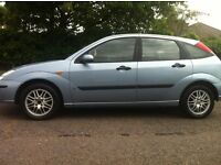 2004 ford focus 1.8 tddi - new cambelt and a long list of new parts!!