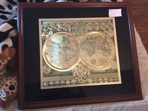 Gold map from 1647 Cambridge Kitchener Area image 1
